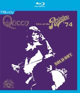 Live at the Rainbow '74/Blu-ray