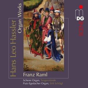 Orgelwerke;Scherer O.Tangerm./Putz-Egedach.Schlägl