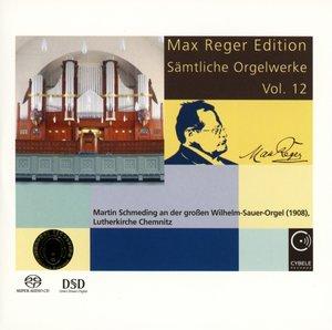 Sämtliche Orgelwerke vol.12