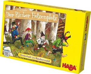 Räuber Hotzenplotz - Hinterhalt im Räuberwald