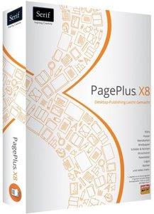Serif PagePlus X8 - Desktop-Publishing