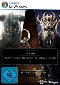 The Elder Scrolls V: Skyrim Erweiterungspaket