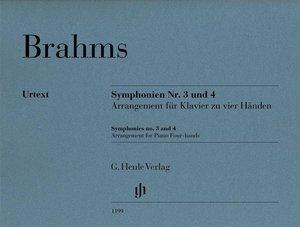 Symphonien Nr. 3 und 4