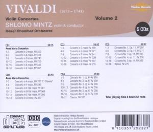Violin Concertos - zum Schließen ins Bild klicken