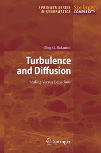 Turbulence and Diffusion