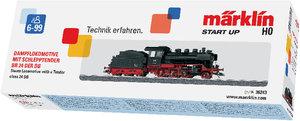 Schlepptender-Dampflok BR 24 DB