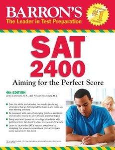 Barron's SAT 2400