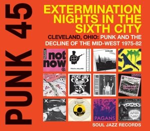 Punk 45:Extermination Nights In The Sixth City