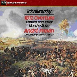 Tchaikovsky/1812 (180 Gr.LP)