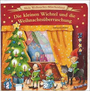 Mein Weihnachts-Märchenland - Die kleinen Wichtel und die Weihna