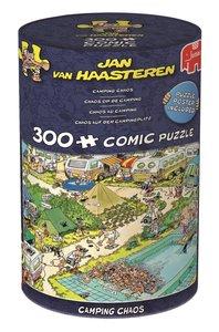 Jan van Haasteren Zylinder - 300 Teile