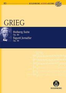 Holberg Suite / Sigurd Jorsalfar