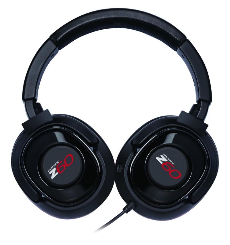 Turtle Beach Z60 Wired Surround Headset (kabelgebunden) - zum Schließen ins Bild klicken
