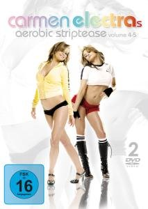 Aerobic Striptease Vol.4-5