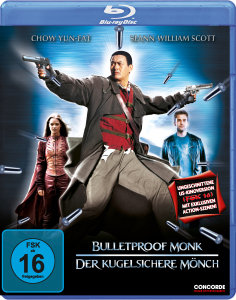 Bulletproof Monk-Der kugelsichere Mönch (Blu-ray)