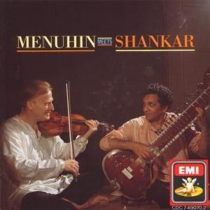 Menuhin Meets Shankar