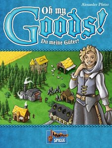 Mayfair Games MFG3512 - Oh My Goods - Du meine Güter!