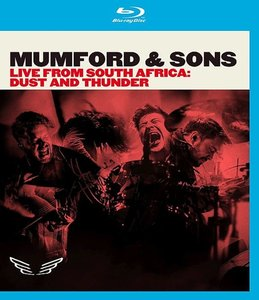 Live In South Africa: Dust And Thunder (Bluray)