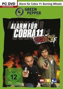 Green Pepper: Alarm für Cobra 11 - Burning Wheels - Software Pyr