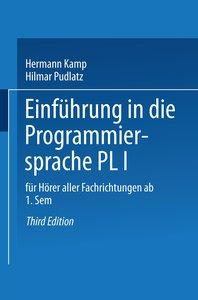 Einführung in die Programmiersprache PL/I