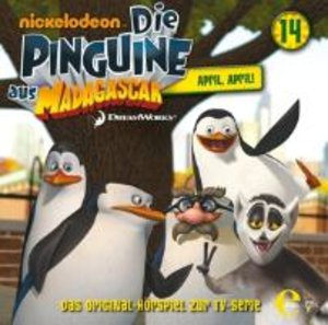 Die Pinguine aus Madagascar - April, April