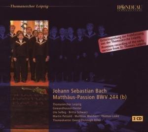 Matthäus-Passion (Frühfassung BWV 244 B)