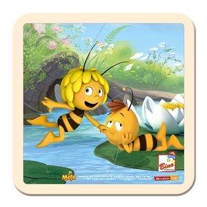 Mertens 13625 - Biene Maja, Baby Puzzle, 4 Teile
