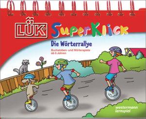 LÜK-SuperKlick. Wörterrallye: Übungen für Schulanfänger