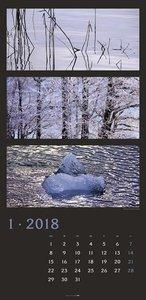 Die Farben der Natur - Kalender 2018