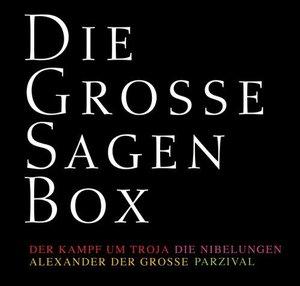 Die grosse Sagenbox: Alexander Der Große/Parzival/
