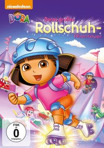 Dora: Rollschuh-Abenteuer