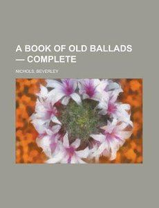 A Book of Old Ballads - Complete