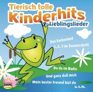 Tierisch tolle Kinderhits-Lieblingslieder