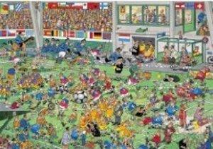 Jumbo Spiele 00037 - Jan van Haasteren: Das Fußballspiel, 2000 T