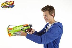 Hasbro A6558E24 - Nerf N-Strike Elite Crossfire Bow