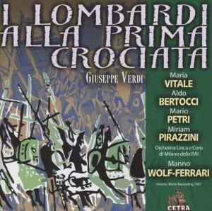 I Lombardi Alla Prima Crociata (GA)