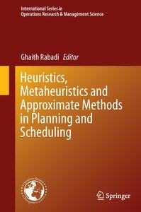 Heuristics, Meta-heuristics and Approximate Methods in Planning
