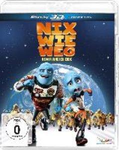 Nix Wie Weg-Vom Planeten Erde