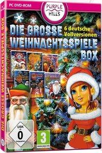 Purple Hills: Die große Weihnachtsspiele-Box