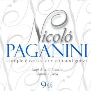 Sämtliche Werke Für Violine und Gitarre (GA)