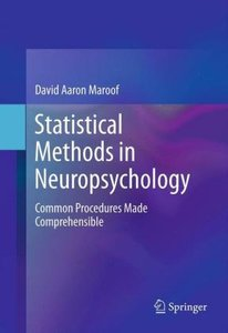 Statistical Methods in Neuropsychology