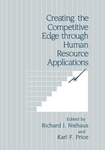 Creating the Competitive Edge through Human Resource Application