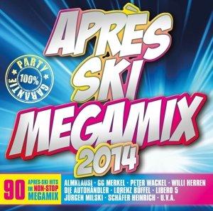 Apres Ski Megamix 2014