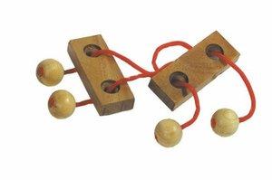 Philos 6103 - Doppelpuzzle, Seilpuzzle