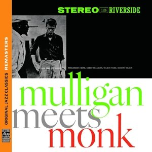 Mulligan Meets Monk (OJC Remasters)