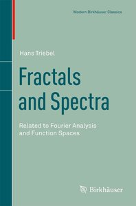 Fractals and Spectra