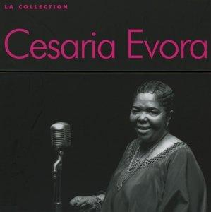 La collection Cesaria Evora