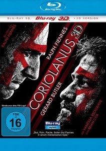 Coriolanus 3D