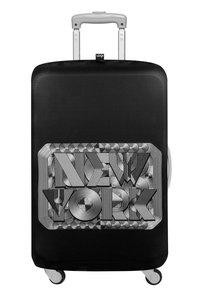 LOQI Luggage Cover TYPE New York Retro