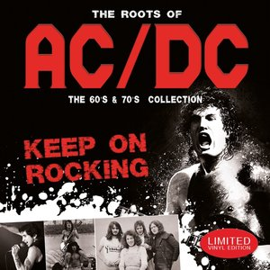 Roots Of AC/DC-On Red Vinyl